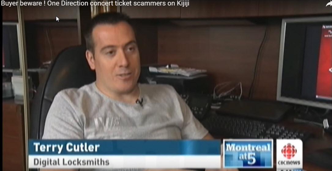 Buyer beware ! One Direction concert ticket scammers on Kijiji