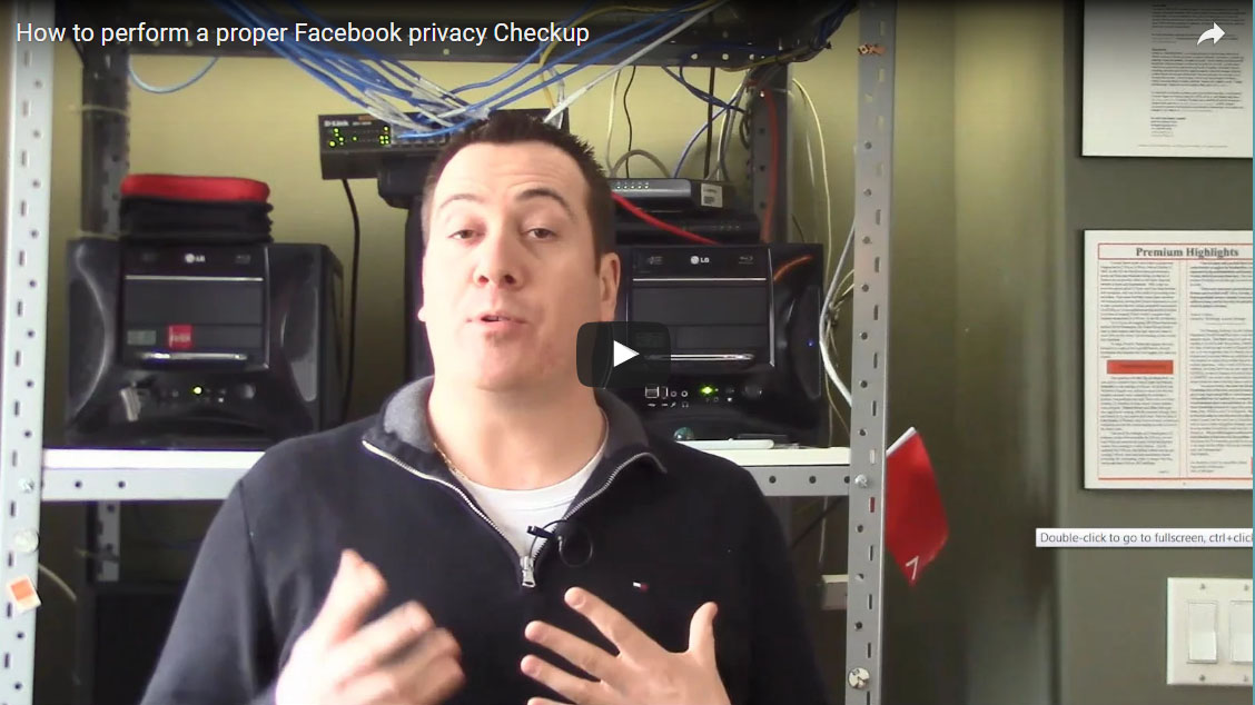 How to perform a proper Facebook privacy Checkup