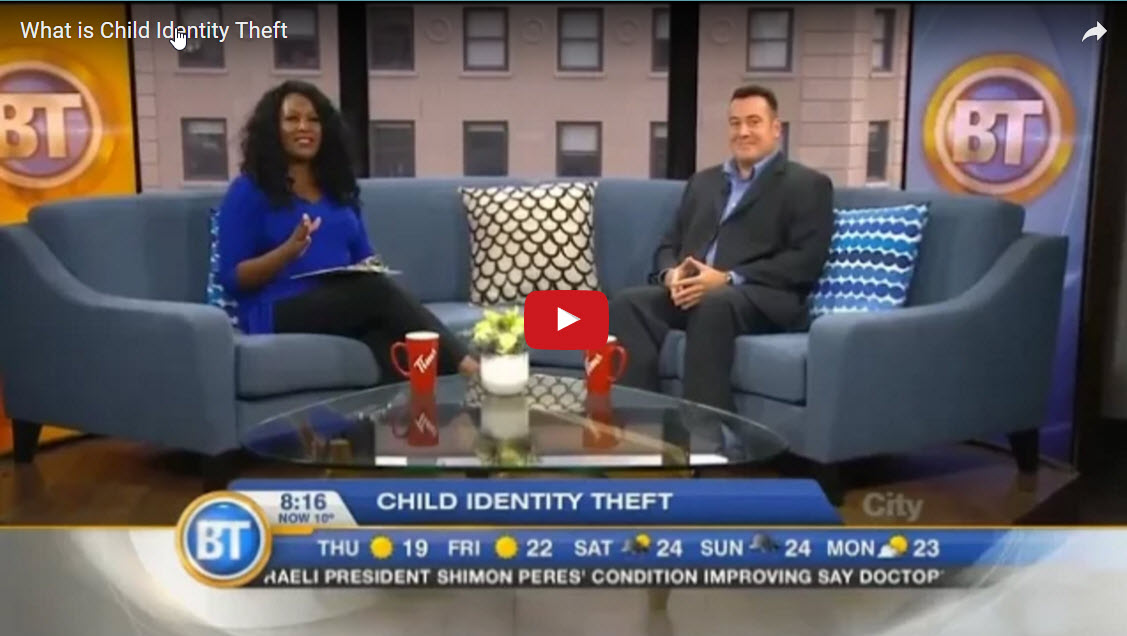 What is Child Identity Theft