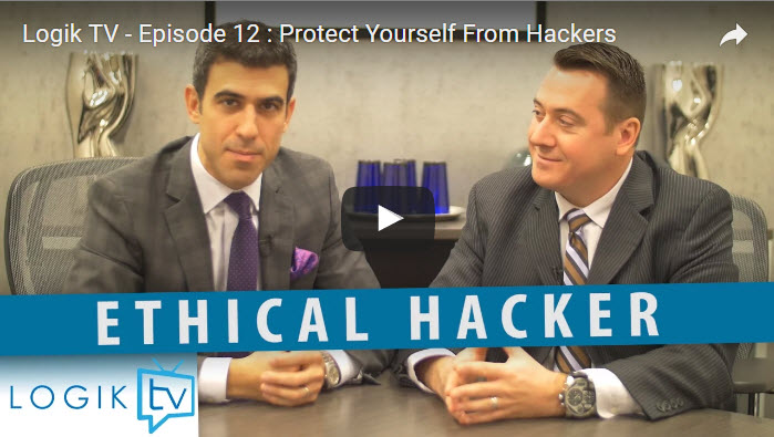 Logik TV – Episode 12 : Protect Yourself From Hackers