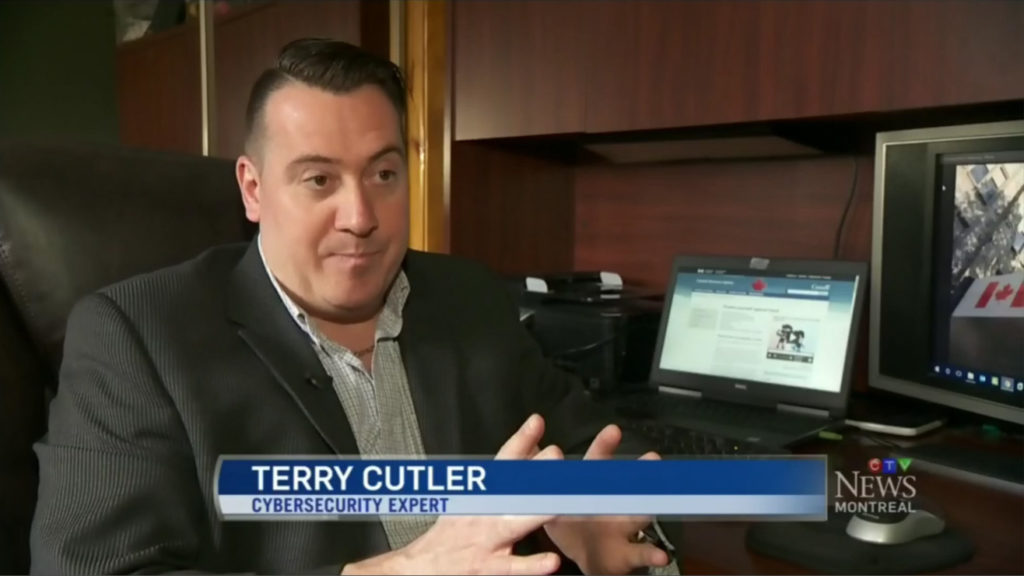 terry cutler in an interview