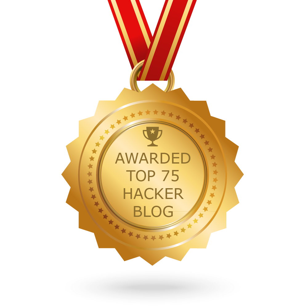 TerryCutler blog selected by Feedspot panelists as one of the Top 75 Hacker Blogs on the web